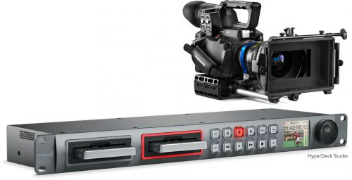 Blackmagic Hyperdeckstudio 2